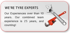 ls tyre experts